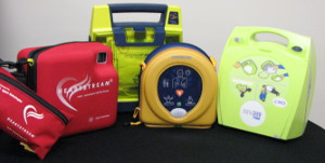 AED sales and rentals