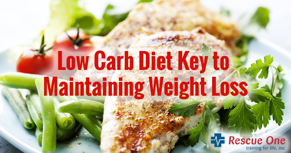 Low Carb Diet Key to Maintaining Weight Loss and a Healthy ...